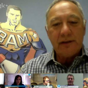 #CMGRHangout presents: Brand Advocates with Rob Fuggetta