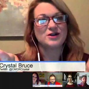 #CMGRHangout presents: Community Manager Reflections